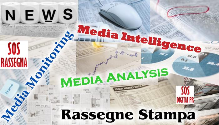 Il settore delle Rassegne Stampa permette anche monitoraggi fai-da-te