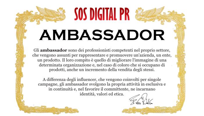 Ambassador, Internal, Advocate: figure fondamentali nelle Digital PR